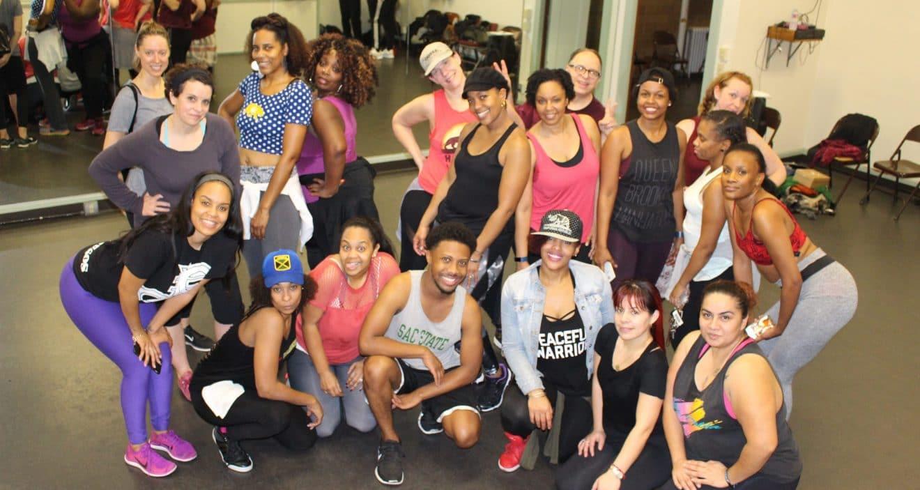 Dancehall PowerUP Offers A Fresh Take On Health and Fitness via @sacramentopress