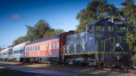 spookomotive