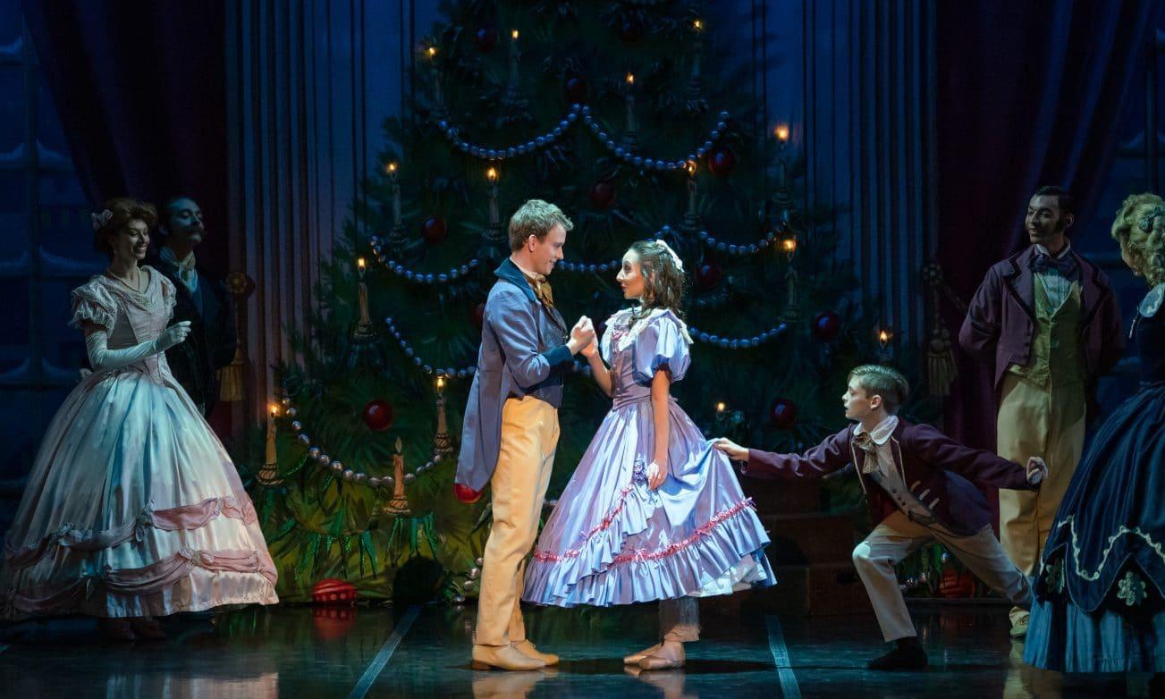 Sacramento Ballet Remakes A Holiday Classic in 'The Nutcracker' via @sacramentopress