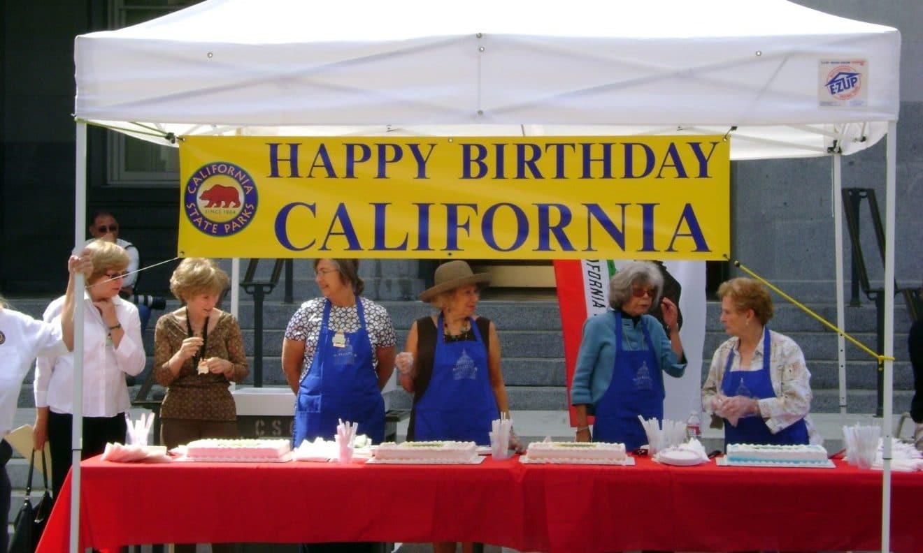 california birthday