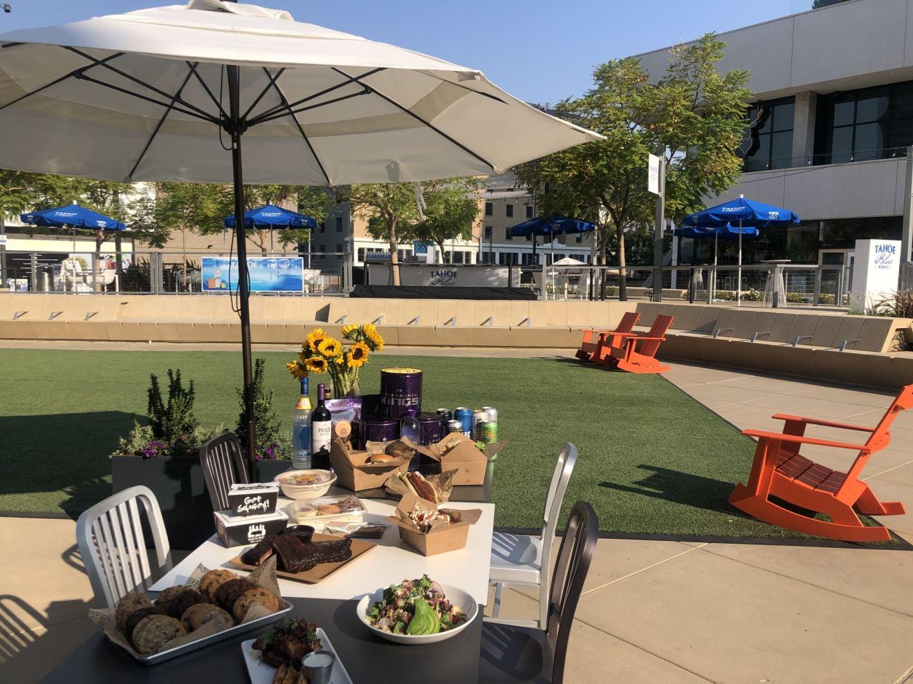 "DOCO Launches New Innovative Outdoor Dining Experience, ""DOCO Al Fresco"""