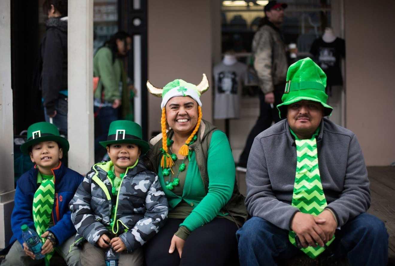 Shenanigans, Shamrocks & Leprechauns in Play at Downtown Sacramento