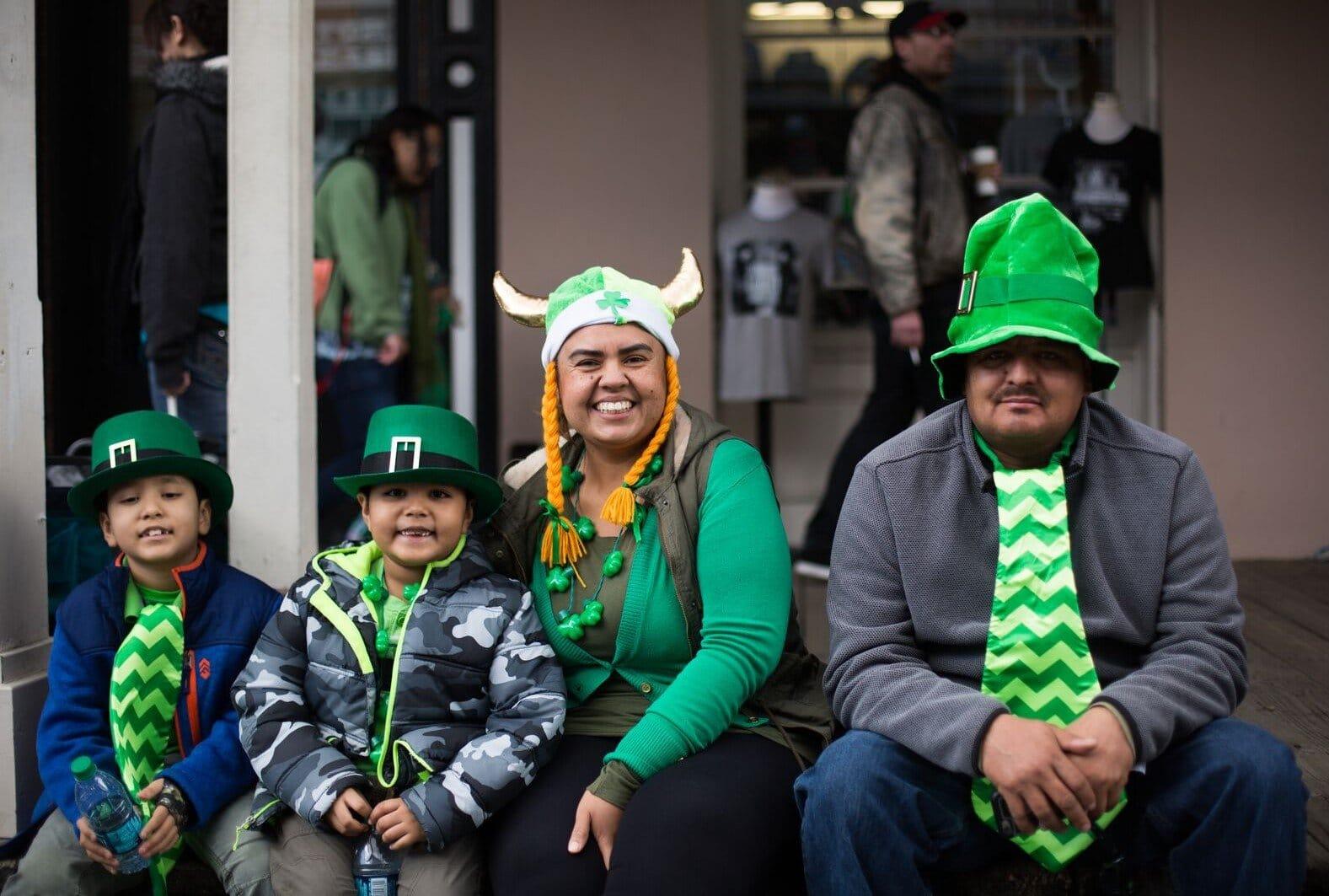Shenanigans, Shamrocks & Leprechauns in Play at Downtown Sacramento via @sacramentopress