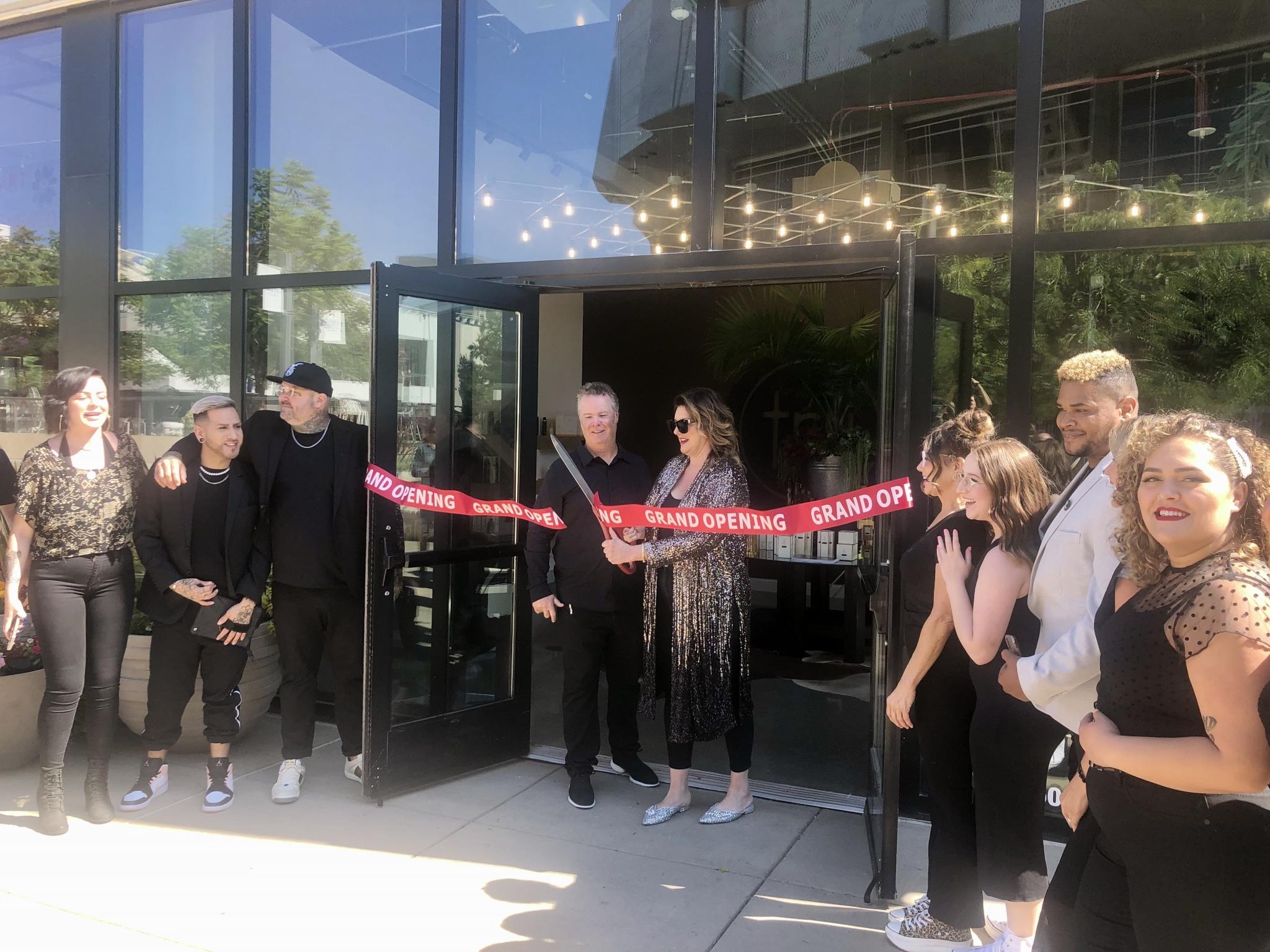 DOCO's Much-Anticipated Full-Service Salon & Spa, Trü Encompass Beauty, Officially Opens via @sacramentopress