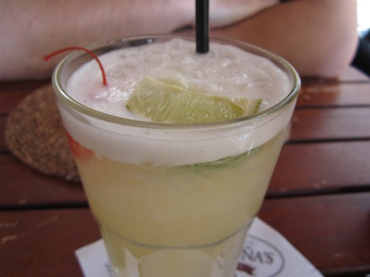 Die Cocktails sind Klasse!