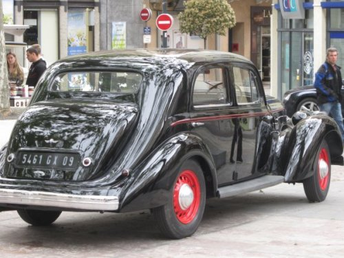 Oldtimer in Parmiers