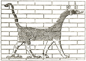 The Dragon on Ishtar's Gate