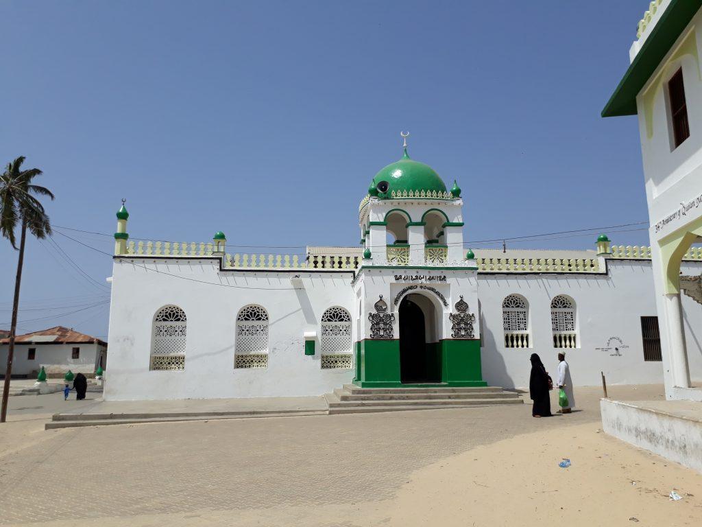 Riyaadha mosque lamu