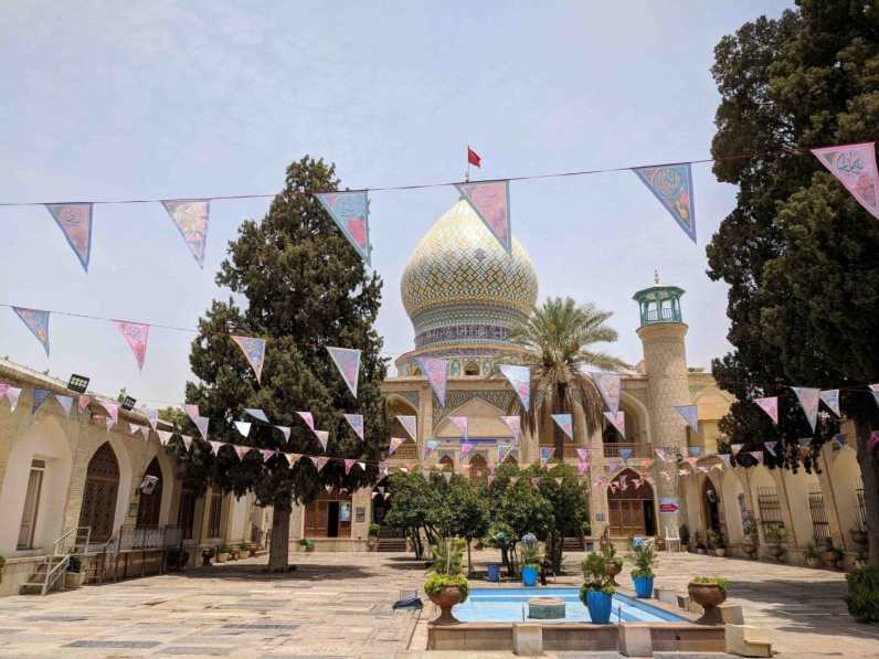 Searching for the Tomb of Imam Ghazali: The Personal Journey