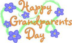 Happy Grandparents Day Sacred Heart Elementary School