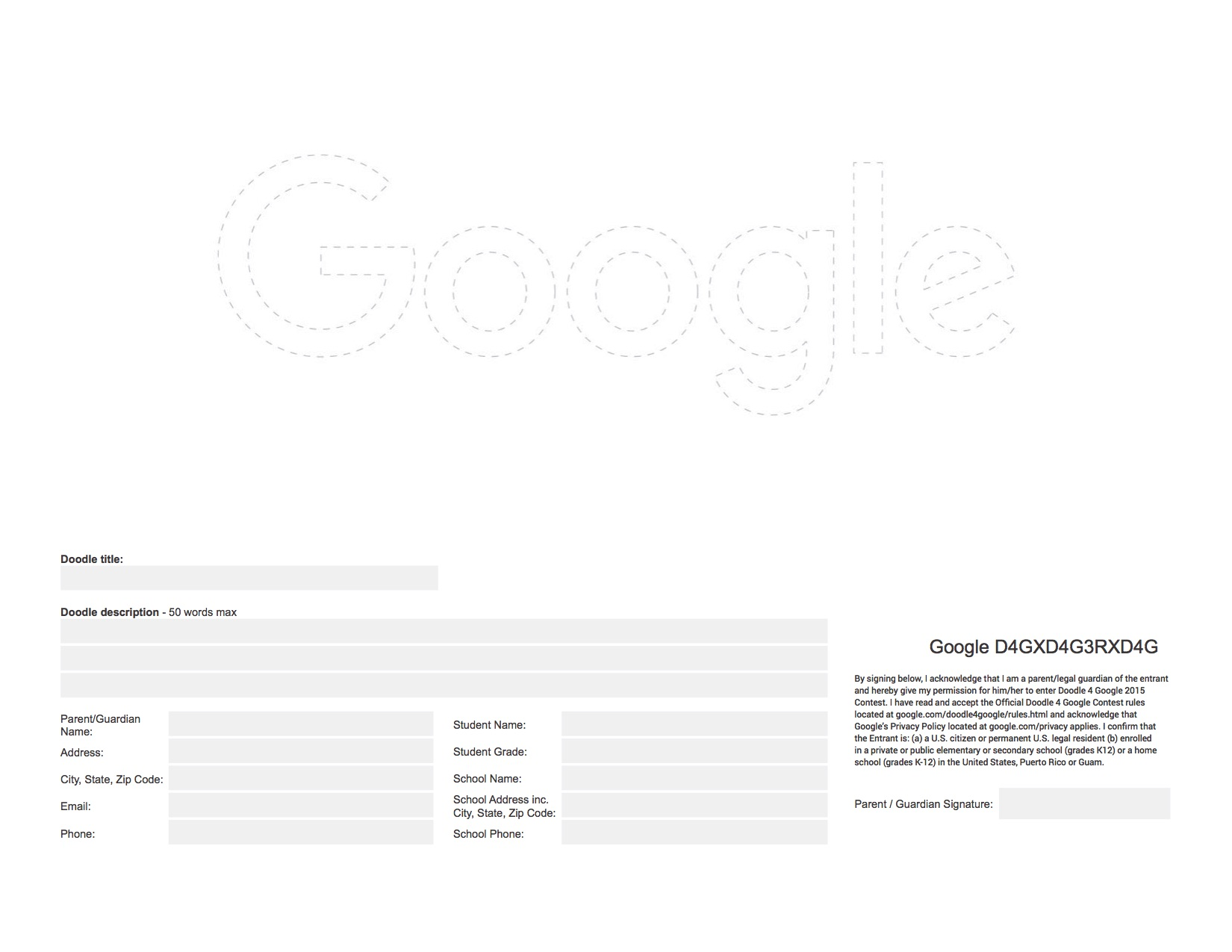 how to put a deadline on google form