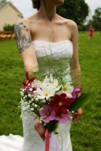 Ann Arbor  flowers doula wedding