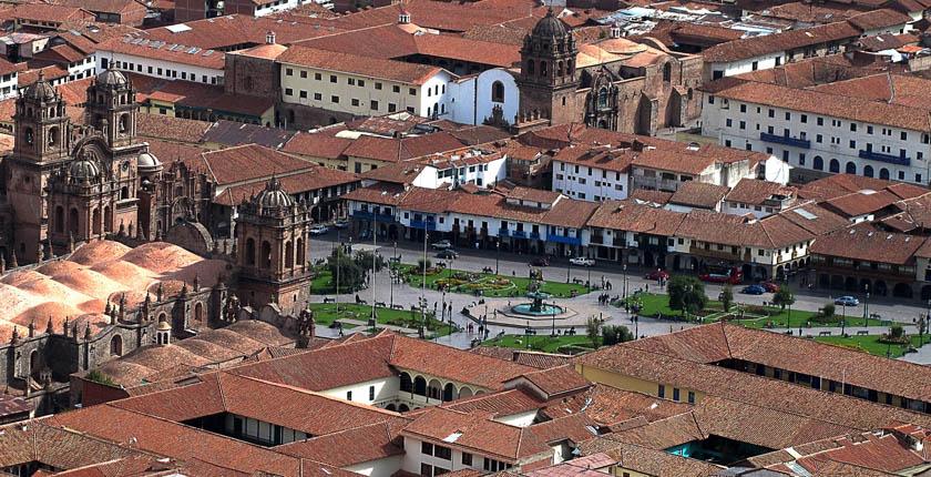 Walking Tour Cusco Peru