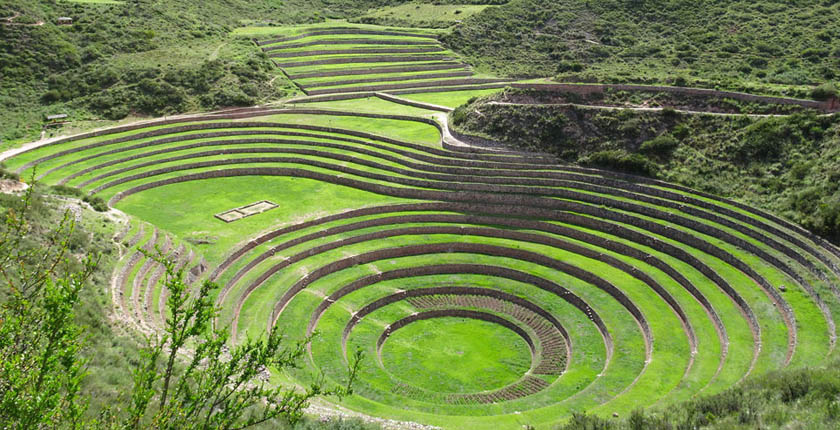 Maras and Moray Hike 1 Day