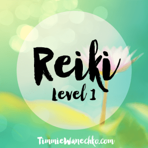 Reiki Level 1 Certification Edmonton