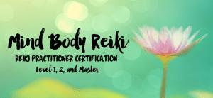 Mind Body Reiki - Timmie Wanechko Edmonton Reiki Training