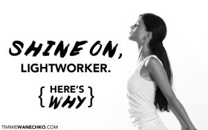 Shine On, Lightworker - Edmonton Reiki
