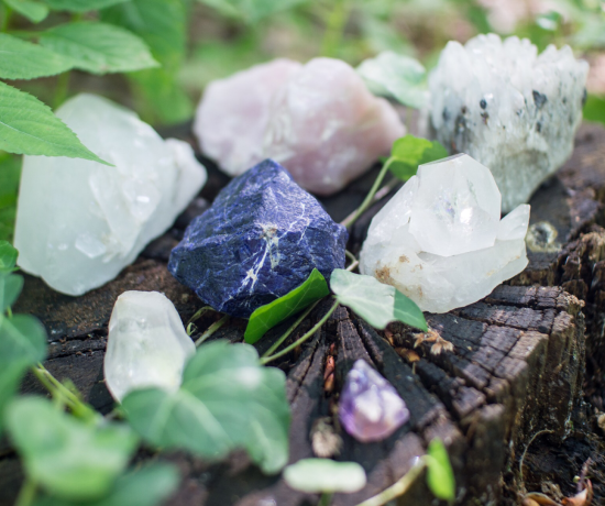 How Crystal Healing Works by Timmie Horvath - Sacred Wellness School of Healing Arts - Edmonton Reiki Training, Crystal Healing, and Aromatherapy