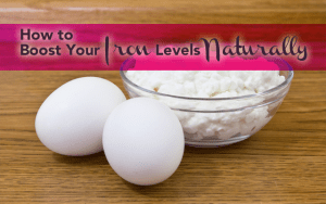 How to Boost Your Iron Levels Naturally by Timmie Wanechko