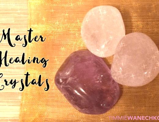 Master Healing Crystals - Timmie Wanechko Edmonton Reiki and Crystal Healing Training