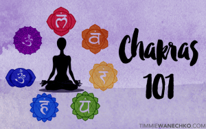 Chakras 101 by Timmie Wanechko Edmonton Reiki Training and Crystal Healer Certification - Mind Body Reiki