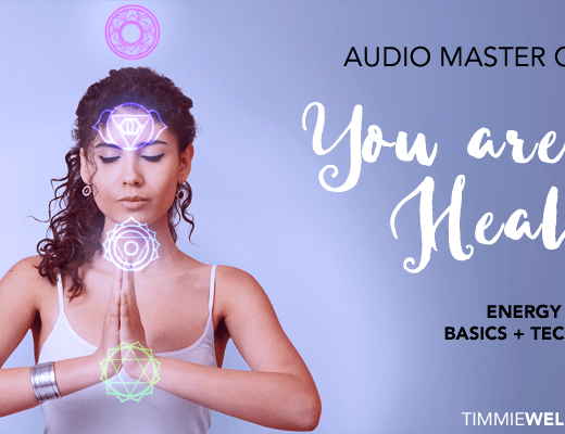 You Are a Healer Audio Masterclass by Timmie Wanechko Policarpio Horvath Edmonton Reiki Training Crystal Healing Aromatherapy Essential Oils