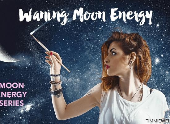 Waning Moon by Timmie Horvath Policarpio Wanechko Edmonton Reiki Training Crystal Healing Aromatherapy Essential Oils