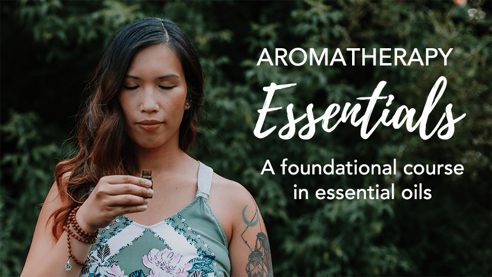 Aromatherapy Essentials Online Course | The Sacred Wellness School of Healing Arts - Accredited Holistic Health School Offering Courses in Aromatherapy, Essential Oils, Flower Essences, and Energy Healing