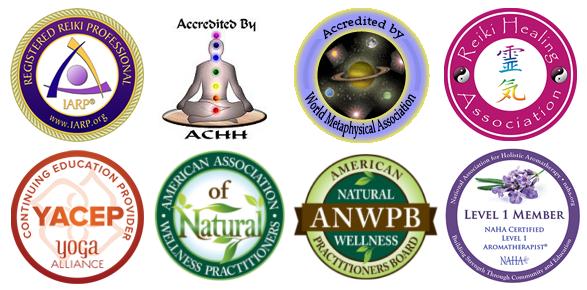 The Sacred Wellness School of Healing Arts Accreditation