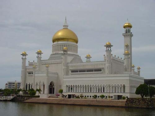Mosque at Brunei