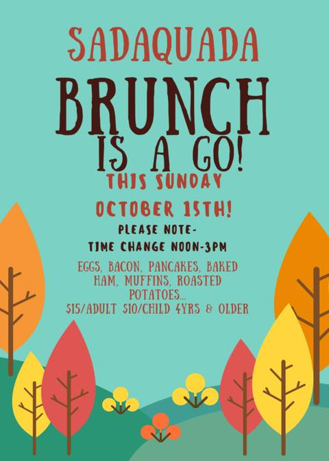But First, Brunch!