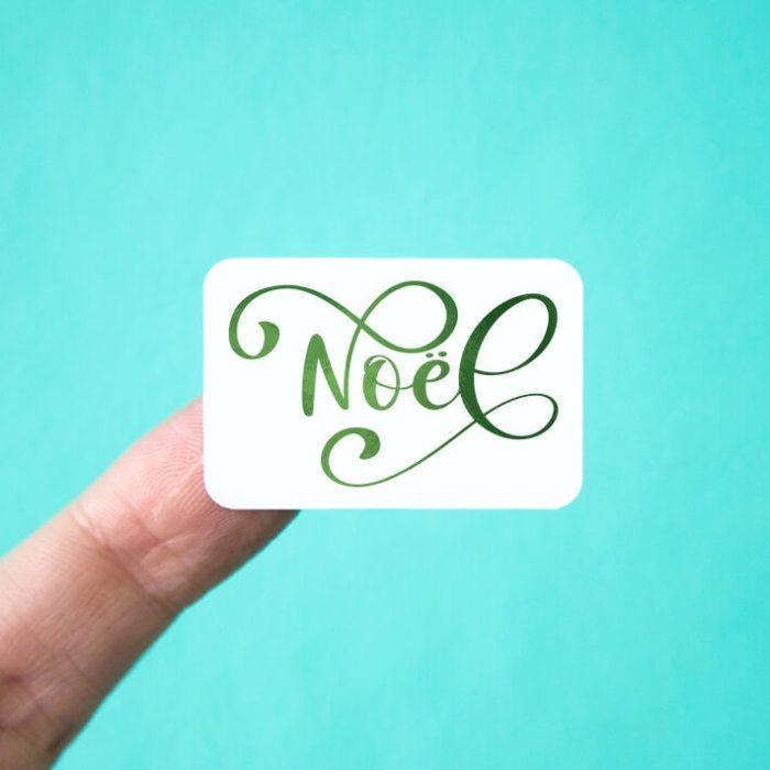 Noel Stickers