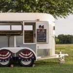 Meet The Team Horse Trailer Bar And Photo Booth