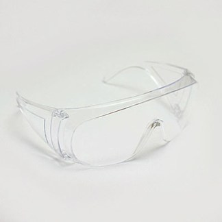 Protective Safety Goggles - Clear
