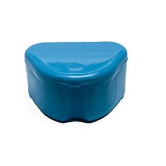 Denture Retainer Box 12 Pack Blue