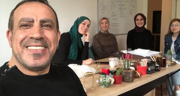Haluk Levent ile Gamze Özçelik'ten ortak proje
