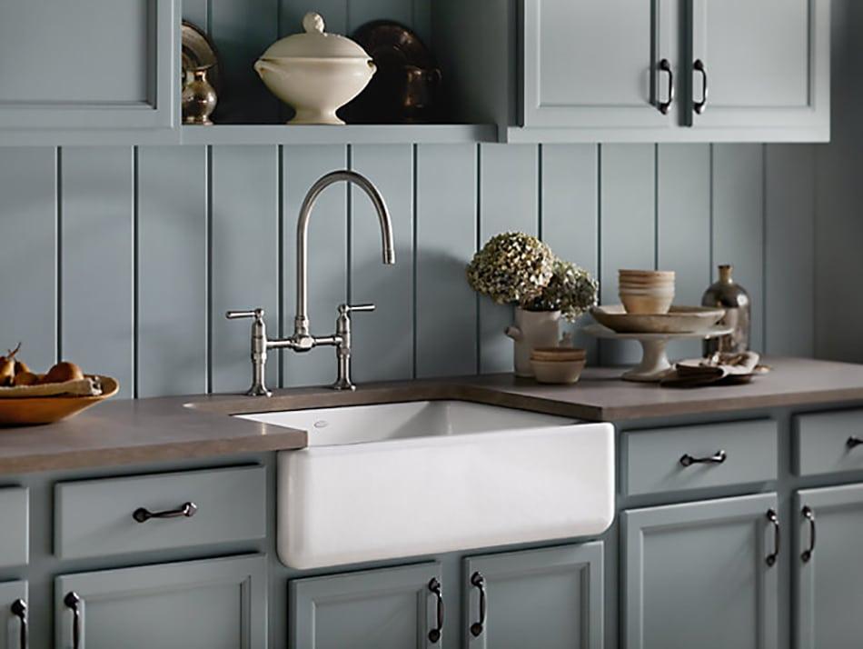 sa decor design trend alert gorgeous farmhouse sinks on kitchens with farmhouse sinks id=33029