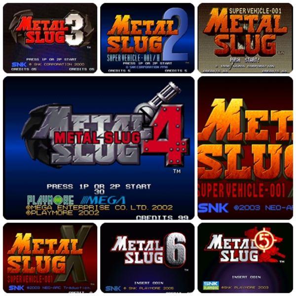 Metal slug 6 rodando no demul 0. 57 youtube.