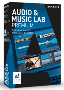 MAGIX Audio & Music Lab 2017 Premium Crack