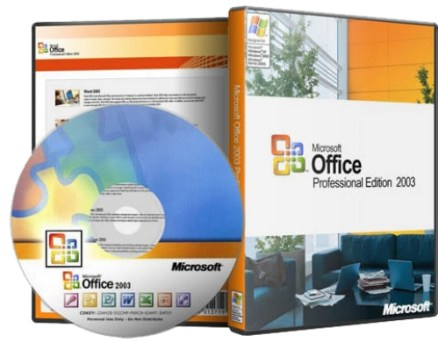 Microsoft Office Professional 2003 SP3 Activated