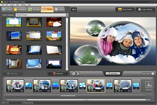 Photo Slideshow Creator 4 31 DC 16 12 2015 + Keygen Free Download