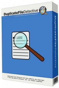 Duplicate File Detective Professional Edition Crack