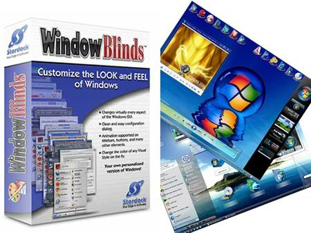 Stardock WindowBlinds Theme Collection