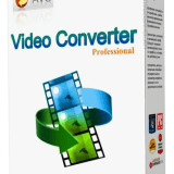 Any Video Converter Professional Crack