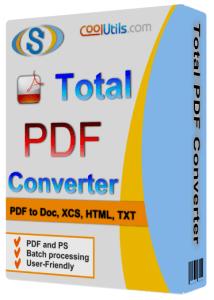 Coolutils Total PDF Converter Serial Key