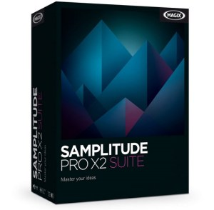 MAGIX Samplitude Pro X2 Suite Full Crack
