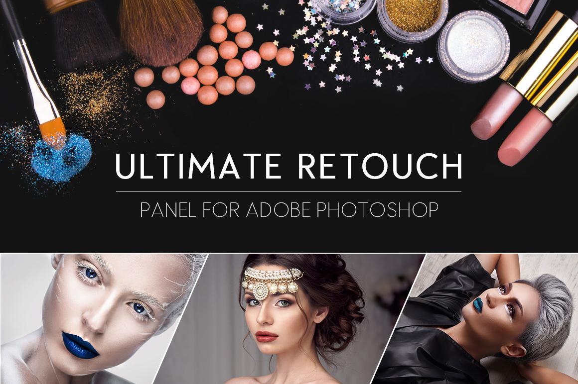Ultimate Retouch 2.0 Panel Photoshop CS5 - CC 2015