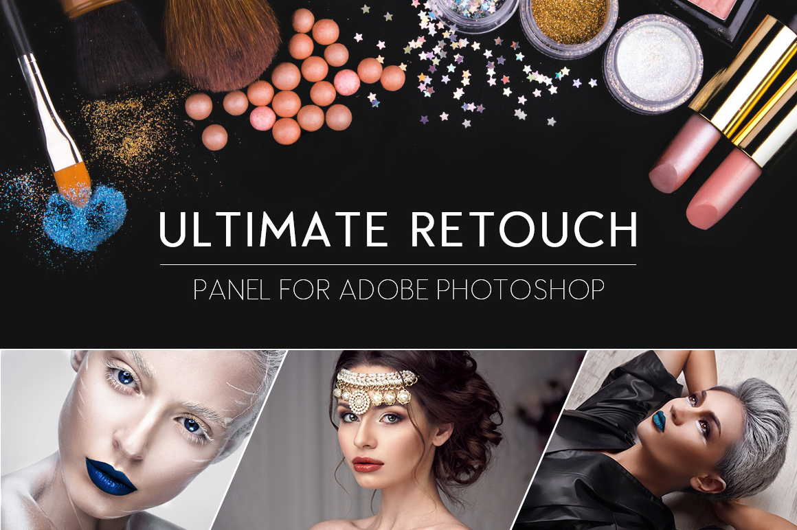 Ultimate Retouch 2.0 Panel Photoshop CS5 - CC 2015