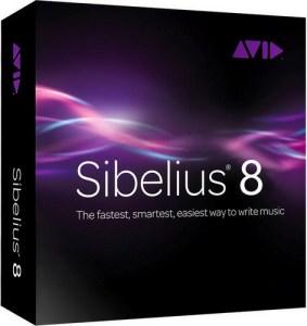 Avid Sibelius 8 Crack Patch Keygen Serial Key