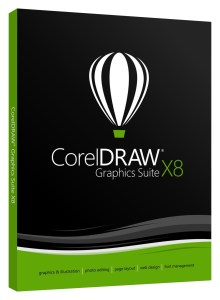 CorelDRAW Graphics Suite X8 Full Crack
